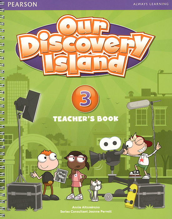 Our Discovery Island 3: Teacher's Book: Access Code купить
