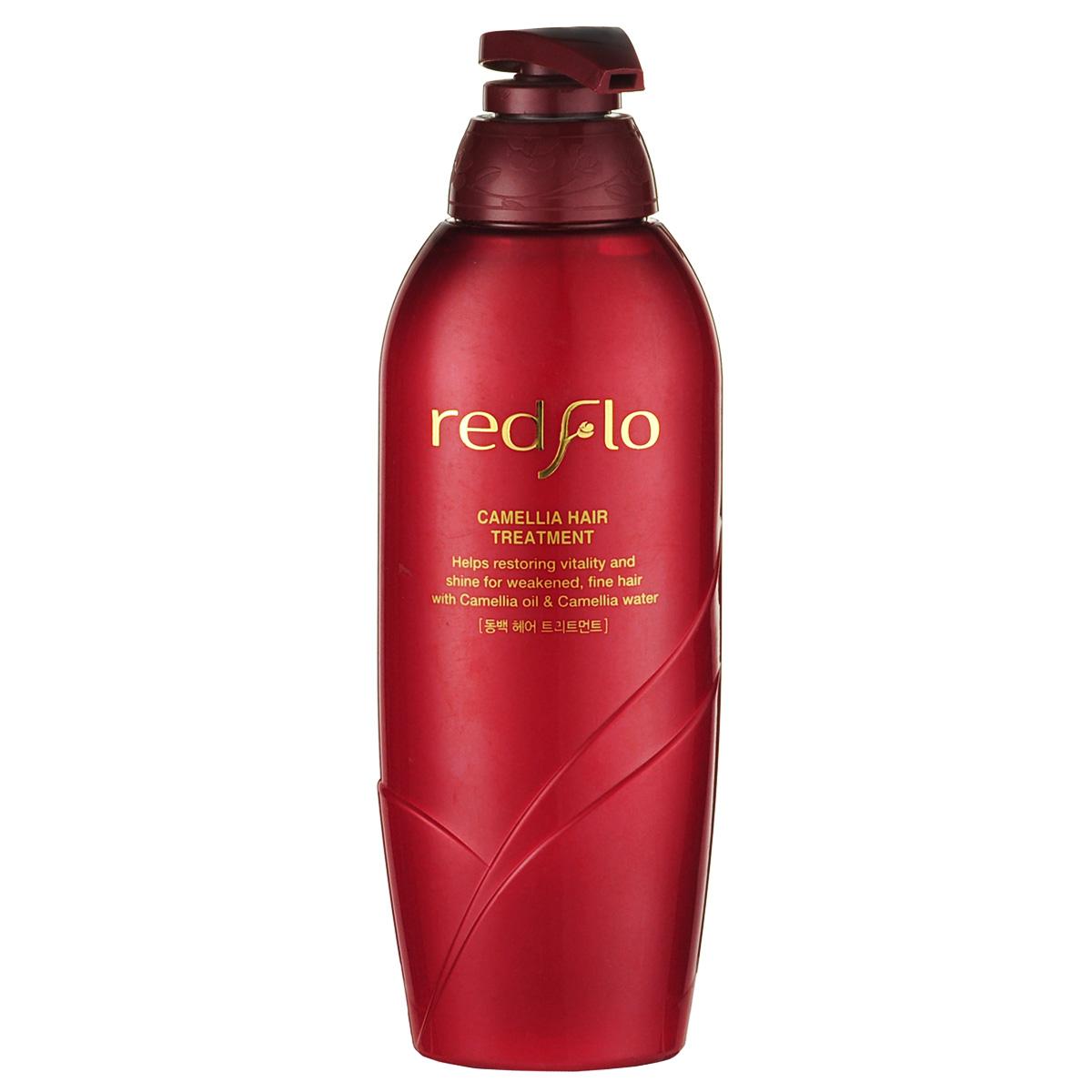 Somang Redflo Маска для волос, 500 мл123312Превосходное средство для ухода за окрашенными волосами. Делает волосы сверкающими и здоровыми. Придаёт живость цветам. Снабжает волосы натуральным белком и разглаживает кутикулу. Содержит кератин и масло семян Камелии. Для всех типов волос.