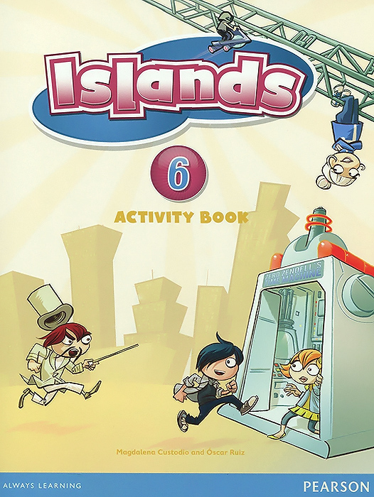 Islands: Level 6: Activity Book: Access Code