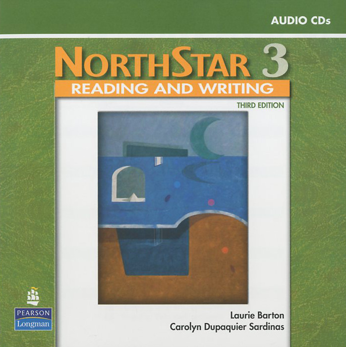 NorthStar 3: Reading and Writing (аудиокурс на 2 CD) gre verbal and writing chinese edition
