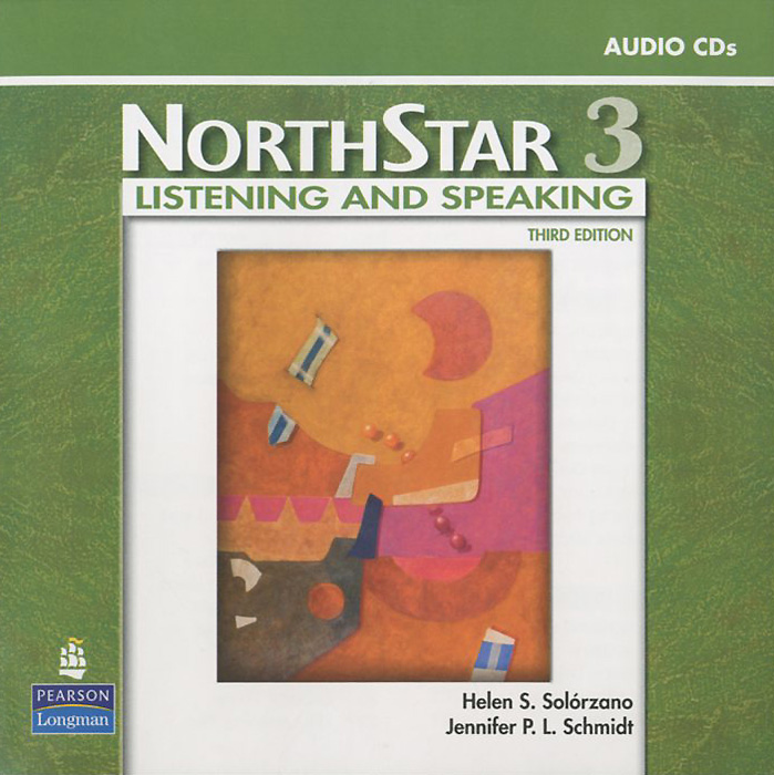 NorthStar: Listening and Speaking: Level 3: Audio CDs (аудиокурс на 2 CD) northstar listening and speaking level 4 teacher's manual and achievment tests cd
