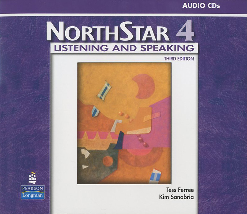 NorthStar: Listening and Speaking: Level 4: Audio CDs (аудиокурс на 3 CD)