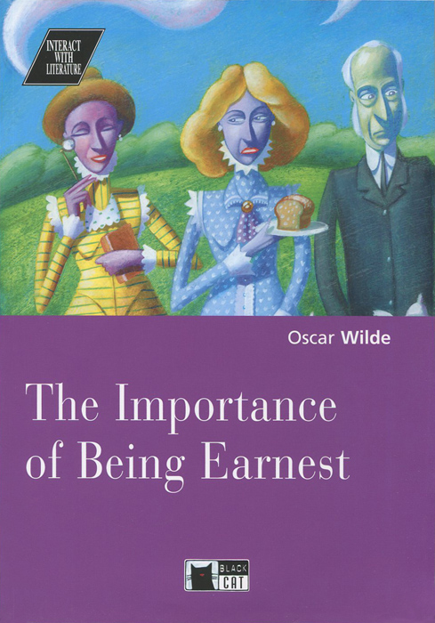 The Importance of Being Earnest (+ CD) the role of absurdity within english humour