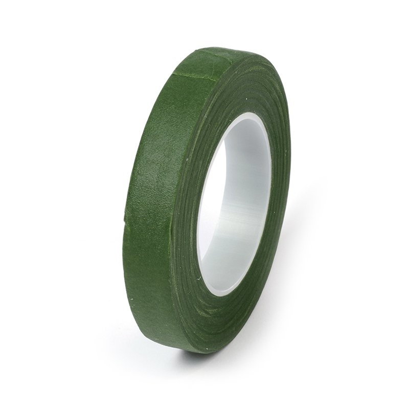 Флористическая лента - зеленая03-0043Предназначена для крепления листьев к стеблю