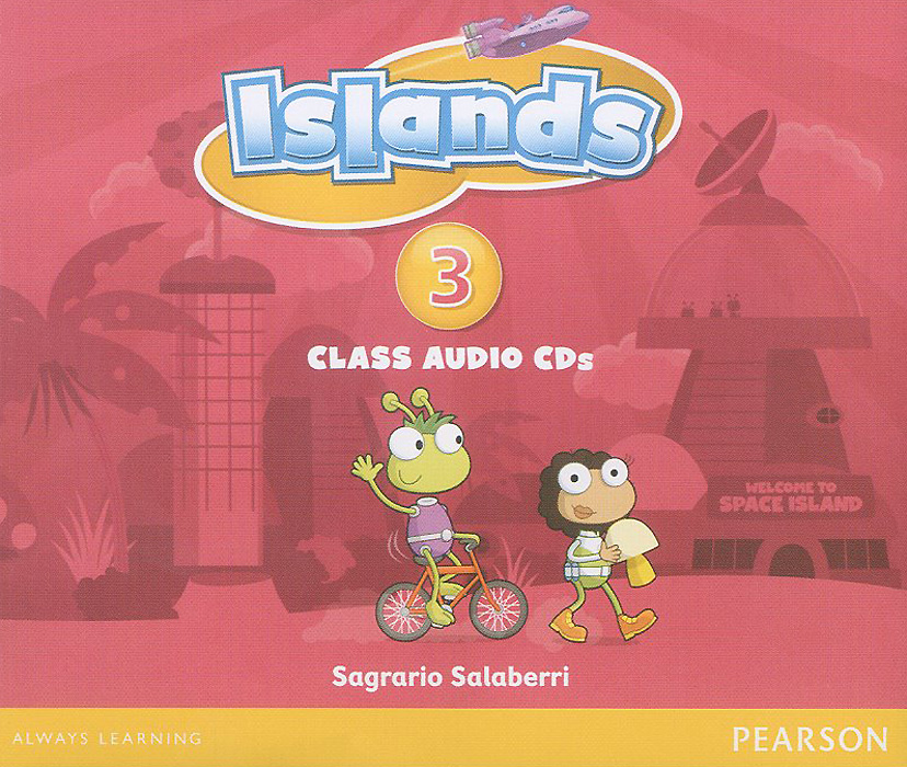 Islands: Level 3: Class Audio CDs (аудиокурс на 4 CD) welcome starter a class cd для занятий в классе cd