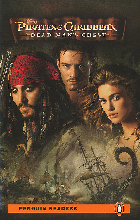 Pirates of the Caribbean: Dead Man's Chest: Level 3 (+ CD) pirates of the caribbean at world s end level 3 cd