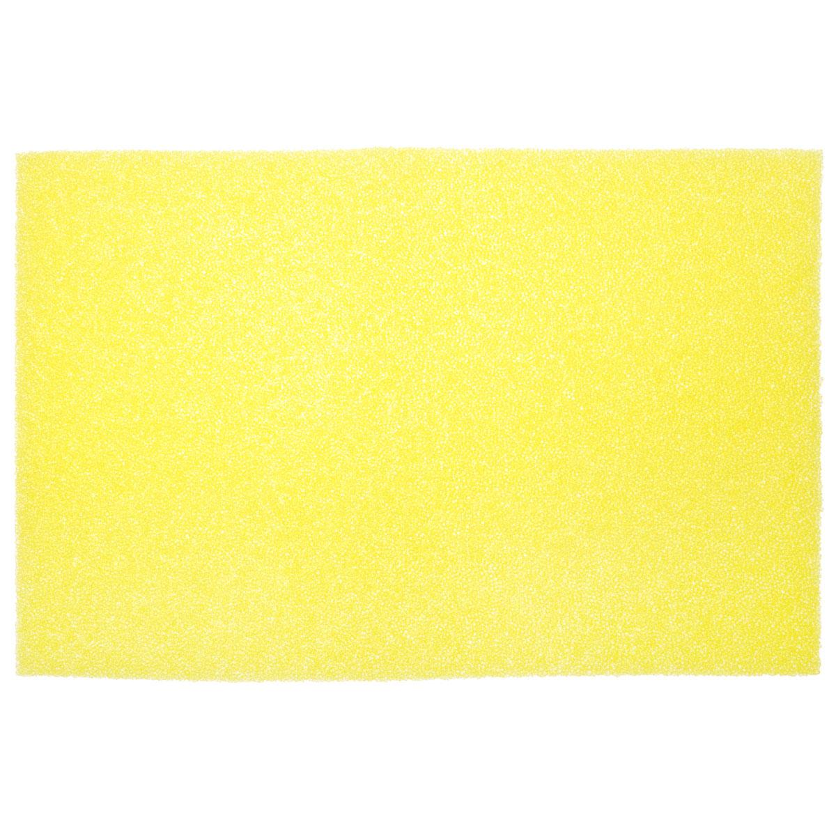 Коврик для хранения продуктов в холодильнике Eva, цвет: желтый, 32 х 50 смЕ23Антибактериальный коврик Eva изготовлен из цветного пенополиуретана и используется в контейнерах для хранения овощей и фруктов. Он обеспечит свежесть продуктов в течение длительного времени, благодаря циркуляции воздуха между продуктами и поверхностями холодильника. Ячеистая структура коврика предотвратит размножение бактерий и образование плесени. Можно мыть в воде при температуре 30°С. Также изделие подходит в качестве коврика для сушки посуды.Размер: 32 см х 50 см.