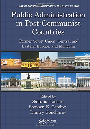 Public Administration in Post-Communist Countries confessions – an innocent life in communist china