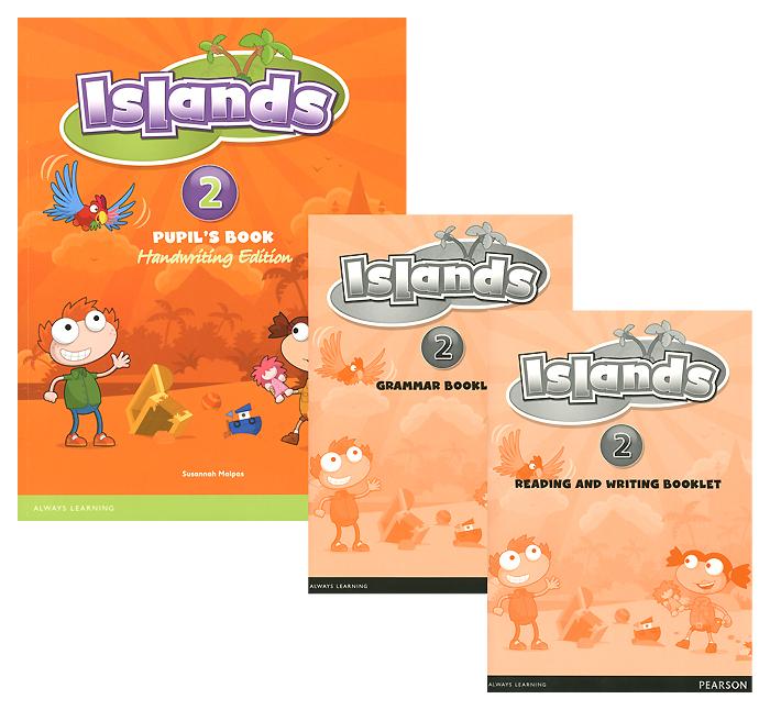 Islands: Level 2 (комплект из 3 книг) brainwave level 1 комплект из 2 книг