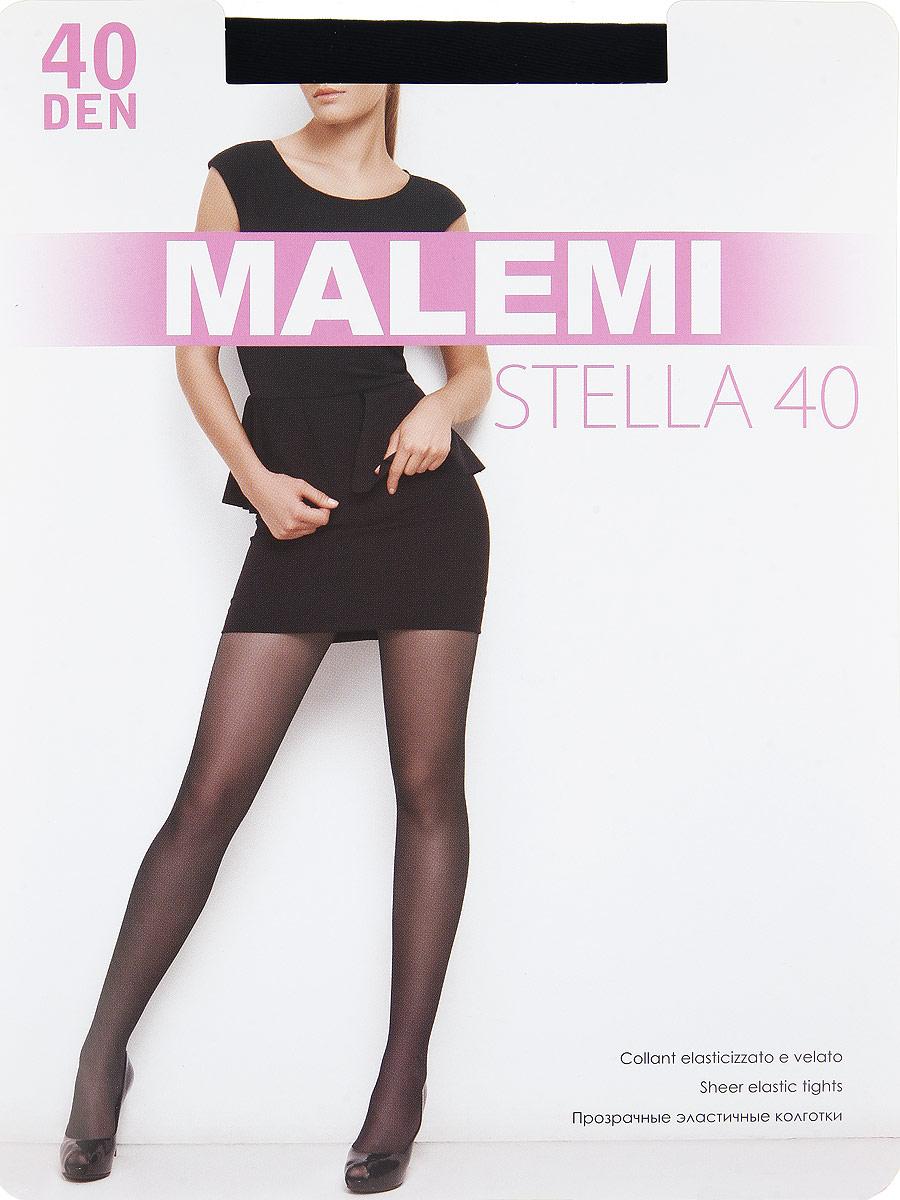 Колготки Malemi Stella 40, цвет: Nero (черный). Размер
