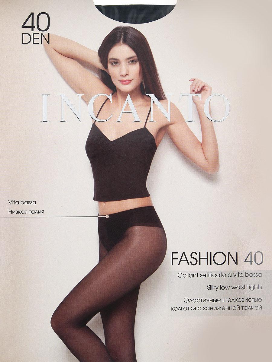 Колготки Incanto Fashion 40, цвет: Nero (черный). Размер 4 incanto active body 40