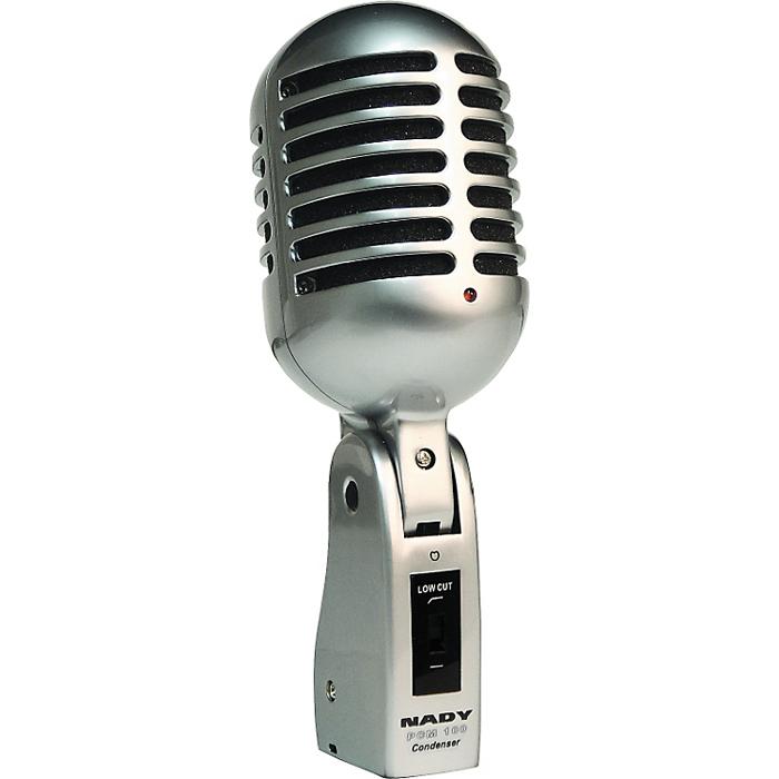 Nady PCM-100, Bronze микрофон кофеварка polaris pcm 0210 450 вт черный
