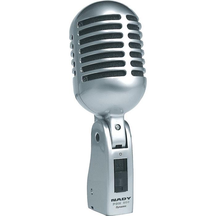 Nady PCM-200, Silver микрофон srm 10x nady