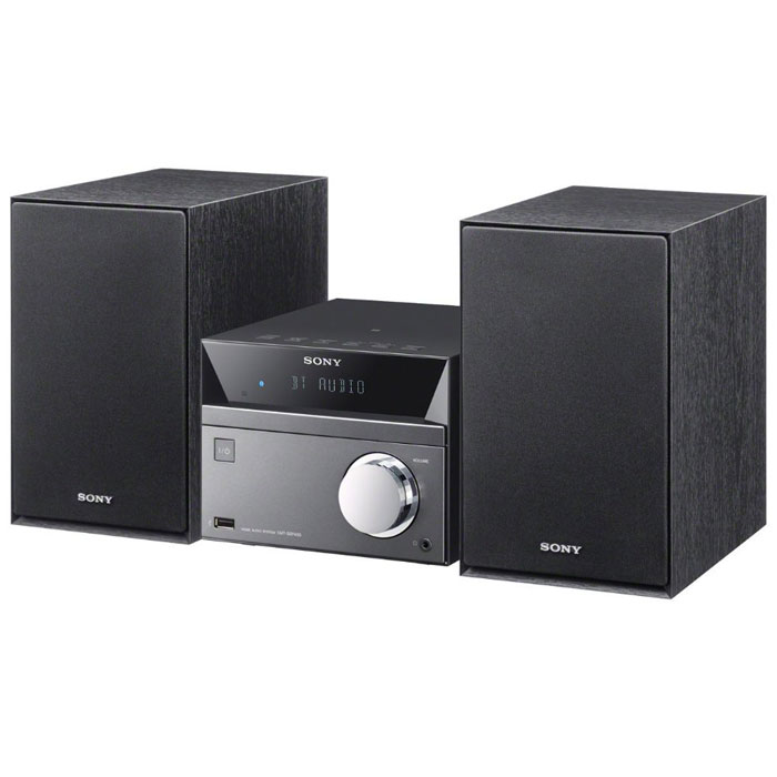 Sony CMT-SBT40D микросистема - Музыкальные центры