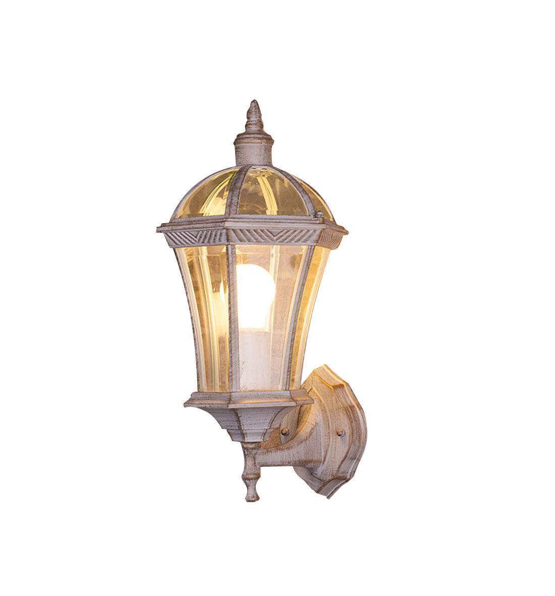 Уличный светильник Elektrostandard Capella белое золото рассеиватель для фото