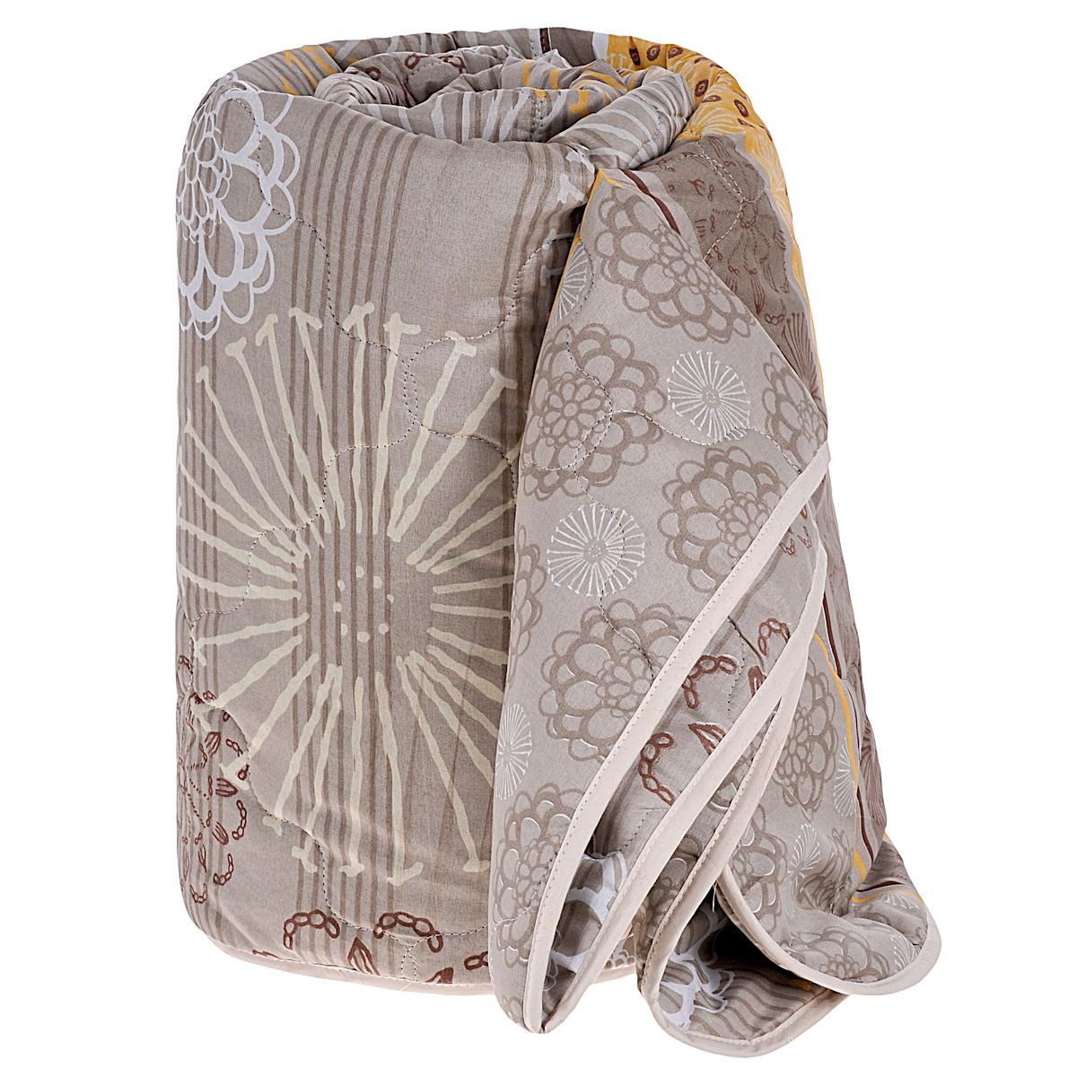 Одеяло всесезонное OL-Tex Miotex, наполнитель: полиэфирное волокно Holfiteks, цвет: серый, 172 см х 205 смМХПЭ-18-3Всесезонное одеяло OL-Tex Miotex создаст комфорт и уют во время сна. Стеганый чехол выполнен из полиэстера и оформлен красивым цветочным рисунком. Внутри - современный наполнитель из полиэфирного высокосиликонизированного волокна Holfiteks, упругий и качественный. Холфитекс - современный экологически чистый синтетический материал, изготовленный по новейшим технологиям. Его уникальность заключается в расположении волокон, которые позволяют моментально восстанавливать форму и сохранять ее долгое время. Изделия с использованием Холфитекса очень удобны в эксплуатации - их можно часто стирать без потери потребительских свойств, они быстро высыхают, не впитывают запахов и совершенно гиппоаллергенны. Холфитекс также обеспечивает хорошую терморегуляцию, поэтому изделия с наполнителем из холфитекса очень комфортны в использовании. Одеяло с наполнителем Холфитекс порадует вас в любое время года. Оно комфортно согревает и создает отличный микроклимат. За одеялом легко ухаживать, можно стирать в стиральной машинке.Рекомендации по уходу:- Ручная и машинная стирка при температуре 30°С.- Не гладить.- Не отбеливать. - Нельзя отжимать и сушить в стиральной машине.- Сушить вертикально. Размер одеяла: 172 см х 205 см. Материал чехла: 100% полиэстер. Материал наполнителя: полиэфирное высокосиликонизированное волокно Holfiteks. Плотность: 300 г/м2.