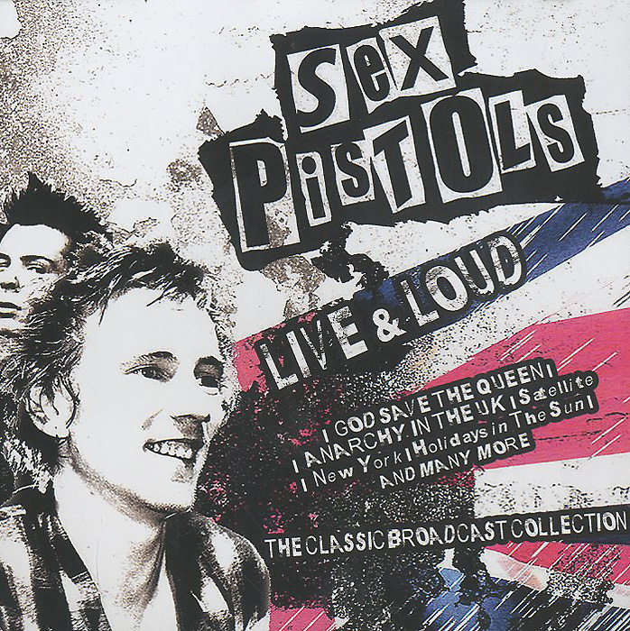 Sex Pistols Sex Pistols. Live And Loud new wireless 20 speed g spot anal remote control egg and womanizer nipple bullet vibrators adult sex toys sex products