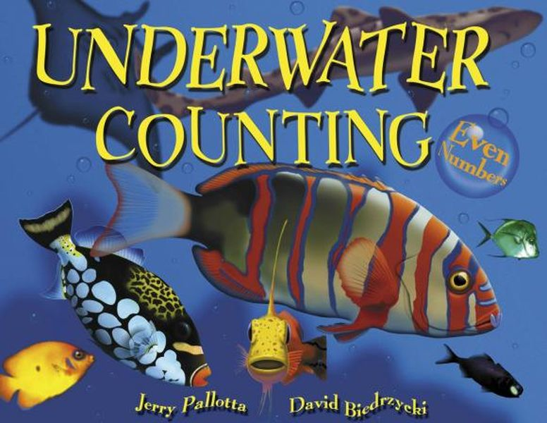Underwater Counting underwater