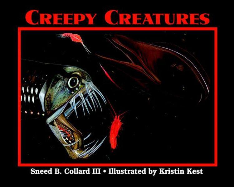 Creepy Creatures creepy comics volume 1