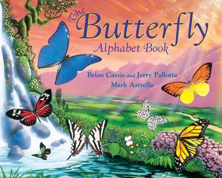 The Butterfly Alphabet Book my phonics 1 the alphabet student s book учебник