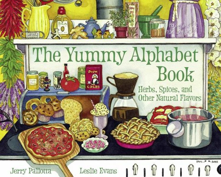 все цены на The Yummy Alphabet Book онлайн