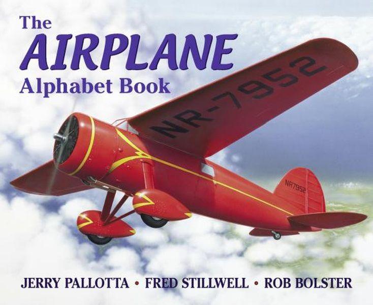 The Airplane Alphabet Book my phonics 1 the alphabet student s book учебник