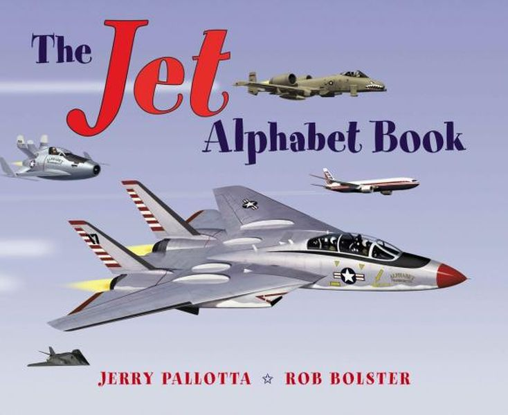 The Jet Alphabet Book k17 jet a