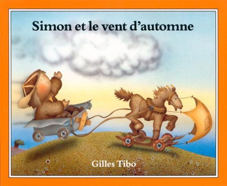 Simon et le vent d'automne le rouge et le noir ii