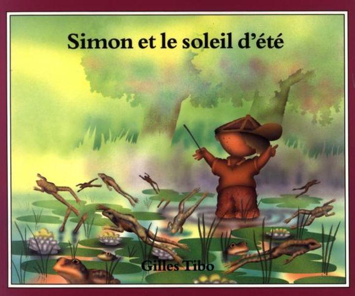 Simon et le soleil d'ete le rouge et le noir ii