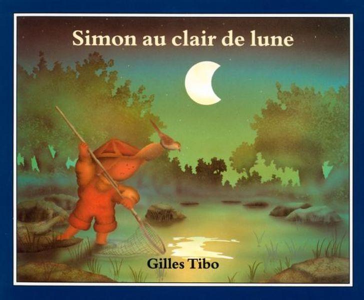 Simon au clair de lune