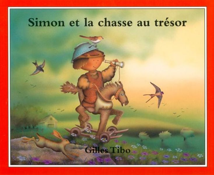 Simon et la chasse au tresor