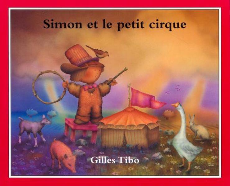 Simon et le petit cirque le rouge et le noir ii