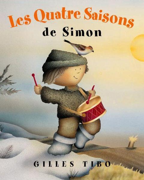 Les Quatre Saisons de Simon simon et les desguisements