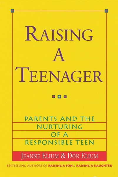Raising a Teenager raising steam