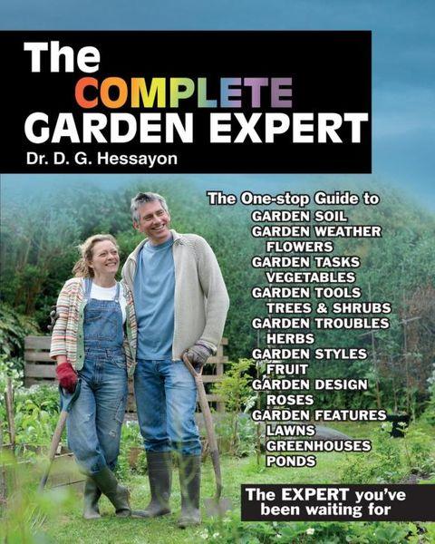 The Complete Garden Expert the kissing garden