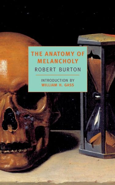 The Anatomy of Melancholy anatomy of a disappearance