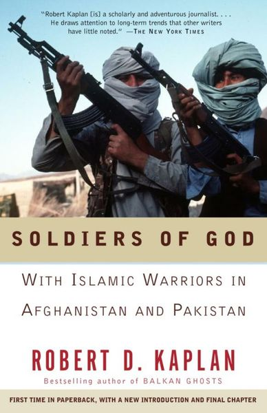 Soldiers of God: With Islamic Warriors in Afghanistan and Pakistan pakistan on the brink the future of pakistan afghanistan and the west