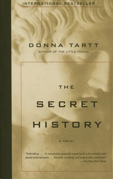 The Secret History a secret history of witches