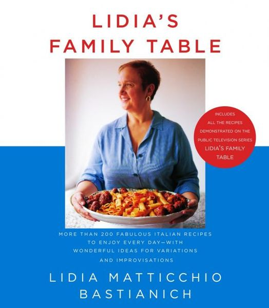 Lidia's Family Table family matters – secrecy