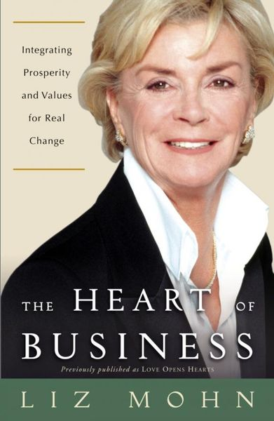 The Heart of Business heart of gold