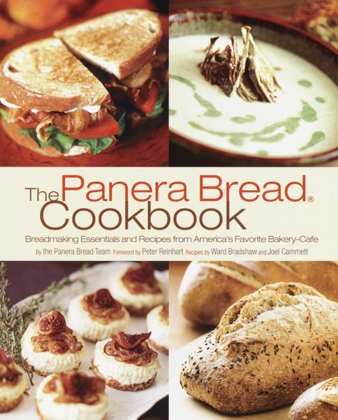 The Panera Bread Cookbook sobo cookbook the