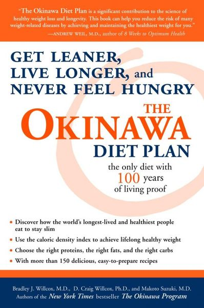 The Okinawa Diet Plan beyond diet – the 28–day metabolic breakthrough plan