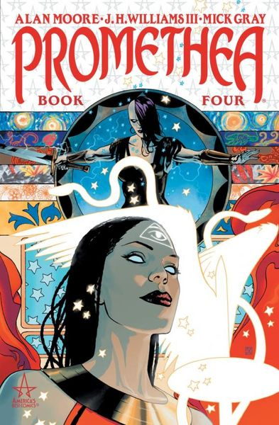 Promethea - Book 04 of the Transcendent New Series 04