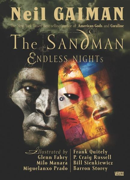 Sandman, The: Endless Nights the sandman 4