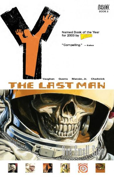 Y: The Last Man VOL 03: One Small Step last templar vol 3 the the sunken church