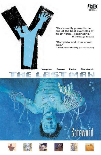 Y: The Last Man VOL 04: Safeword