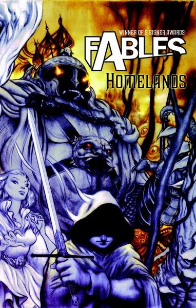 Fables Vol. 6: Homelands imaginary homelands