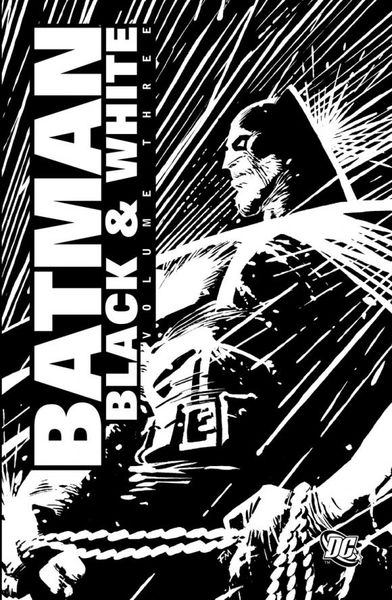 Batman: Black & White - VOL 03 batman black and white volume four