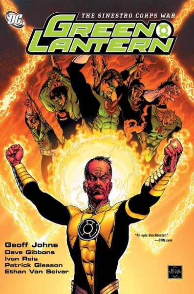 Green Lantern: The Sinestro Corps War - VOL 01 last templar vol 3 the the sunken church