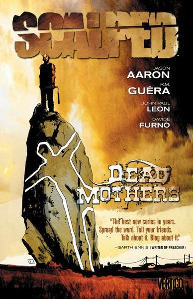 Scalped Vol. 3: Dead Mothers kenya vol 3 aberrations